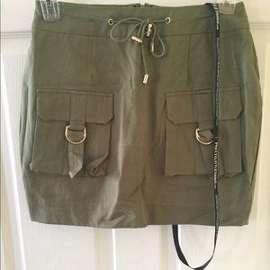 PrettyLittleThing mini skirt. Never worn.